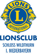 Logo Lionsclub Schloss Wildthurn