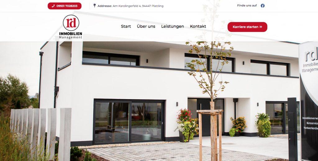 rd Immobilien Management